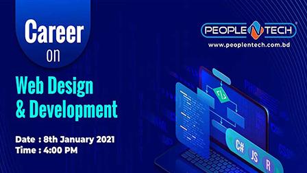 Career on Web Design and Development Seminar
