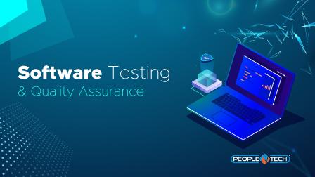 Softwae Testing & Quality Assurance